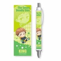 Ballpoint Pen - The Seven Deadly Sins / King