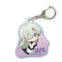 Acrylic Key Chain - The Seven Deadly Sins / Elizabeth