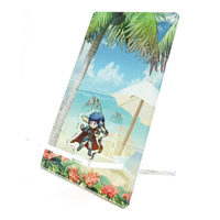 Smartphone Stand - Acrylic stand - Fire Emblem Series / Ike & Marth