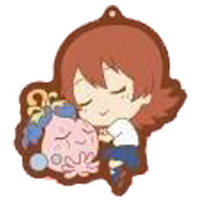 Rubber Strap - Digimon Adventure