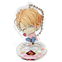 Acrylic stand - A3! / Spring Troupe & Summer Troupe & Chigasaki Itaru