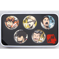 Badge - Haikyuu!!