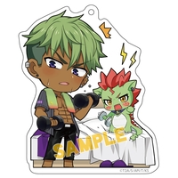 Acrylic Key Chain - King of Prism by Pretty Rhythm / Yamato Alexander