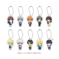 Trading Acrylic Key Chain - Fruits Basket