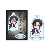 Acrylic stand - The Seven Deadly Sins / Merlin