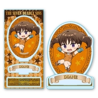 Acrylic stand - The Seven Deadly Sins / Diane