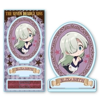 Acrylic stand - The Seven Deadly Sins / Elizabeth