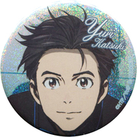 Trading Badge - Yuri!!! on Ice / Yuuri & Victor & Yuri