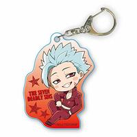 Acrylic Key Chain - The Seven Deadly Sins / Ban