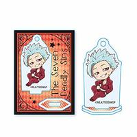 Acrylic stand - The Seven Deadly Sins / Ban