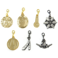 (Full Set) Metal Charm - Jojo no Kimyou na Bouken