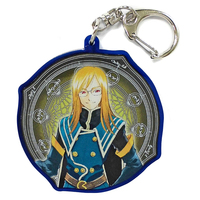 Acrylic Key Chain - Tales of the Abyss / Jade Curtiss