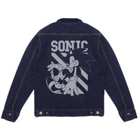 Jacket - Sonic the Hedgehog Size-L