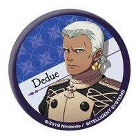 Badge - Fire Emblem Series / Dedue (Fire Emblem)