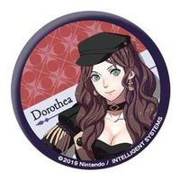 Badge - Fire Emblem Series / Dorothea (Fire Emblem)