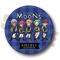 Coin Case - B-Project: Kodou*Ambitious / Moons