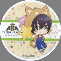 Coaster - King of Prism by Pretty Rhythm / Kougami Taiga