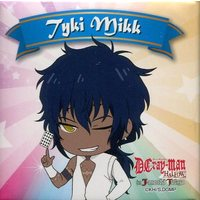 Trading Badge - Square Badge - D.Gray-man / Tyki Mikk