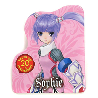 Badge - Tales of Graces / Sophie