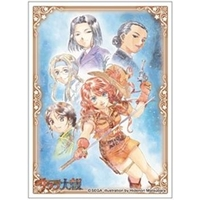 Card Sleeves - Sakura Taisen
