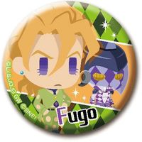 Badge - Jojo no Kimyou na Bouken / Pannacotta Fugo