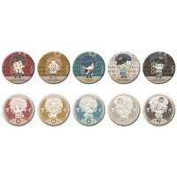 (Full Set) Trading Badge - Sarazanmai