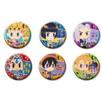 (Full Set) Badge - Jojo no Kimyou na Bouken