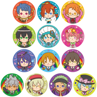 (Full Set) Brooch - King of Prism by Pretty Rhythm