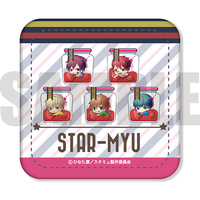 Glass marker - Cable Clip - Star-Myu (High School Star Musical) / Team Otori