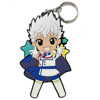 Rubber Key Chain - King of Prism by Pretty Rhythm / Nishina Kaduki