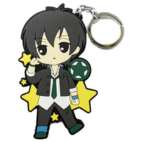 Rubber Key Chain - King of Prism by Pretty Rhythm / Kougami Taiga