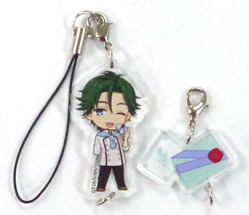Acrylic Charm - King of Prism by Pretty Rhythm / Takahashi Minato