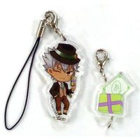 Acrylic Charm - King of Prism by Pretty Rhythm / Nishina Kaduki