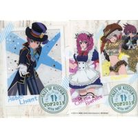 Plastic Folder - Tales of Graces / Asbel & Cheria Barnes & Pascal(Graces)