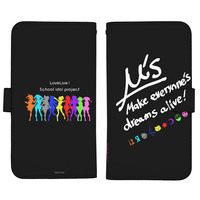 iPhone6 PLUS case - Smartphone Wallet Case for All Models - Love Live