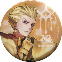 Trading Badge - Fate/EXTELLA / Archer & Gilgamesh