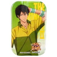 Badge - Prince Of Tennis / Zaizen & Shitenhouji