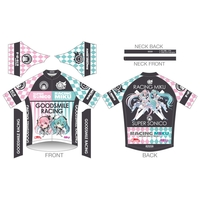 Cycling Jersey - VOCALOID / Miku & Racing Miku Size-XL