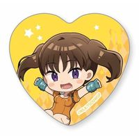 Heart Badge - The Seven Deadly Sins / Diane