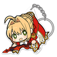 Tsumamare Key Chain - Fate/EXTELLA / Nero Claudius (Fate Series)