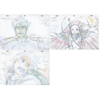 Illustration Sheet - Eureka Seven
