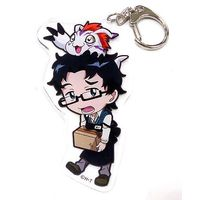 Acrylic Key Chain - Digimon Adventure / Joe Kido (Kido Jō)