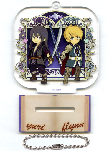 Acrylic stand - Tales of Vesperia