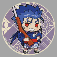 Coaster - Fate/EXTELLA / Cu Chulainn (Fate Series)