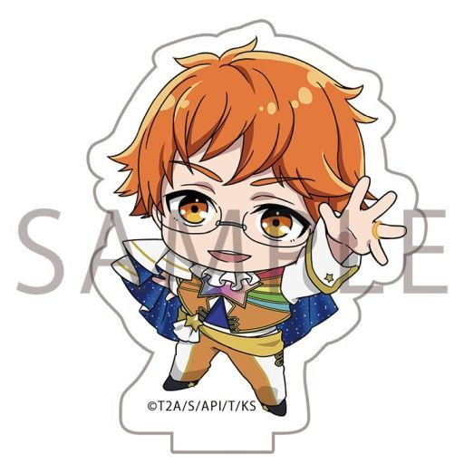 Memo Stand - Acrylic stand - King of Prism by Pretty Rhythm / Juuouin Kakeru
