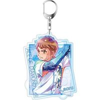 Big Key Chain - PALE TONE series - Ace of Diamond / Yui Kaoru