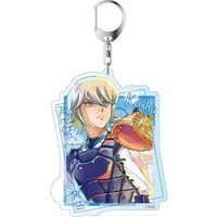 Big Key Chain - PALE TONE series - Ace of Diamond / Okumura Koushuu