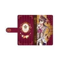 Smartphone Wallet Case - Yume 100 / Cheshire Cat (Yume100)
