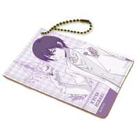 Commuter pass case - REBORN! / Kyoya Hibari