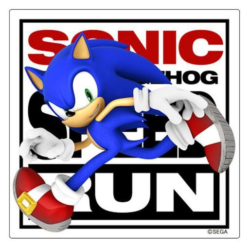 Stickers - Sonic the Hedgehog